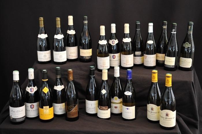 palmarès du 32e Concours des Vins de Chablis