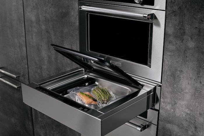 Le tiroir compact sous-vide KitchenAid