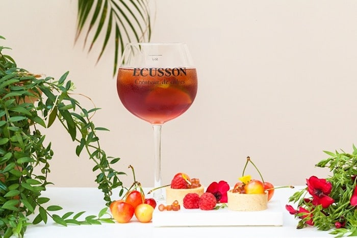 Les cocktails Ecusson