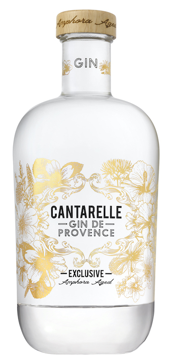 Cantarelle gin Exclusive Amphora Aged