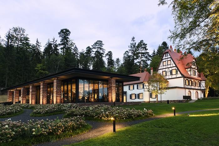 Le centenaire de la Villa René Lalique
