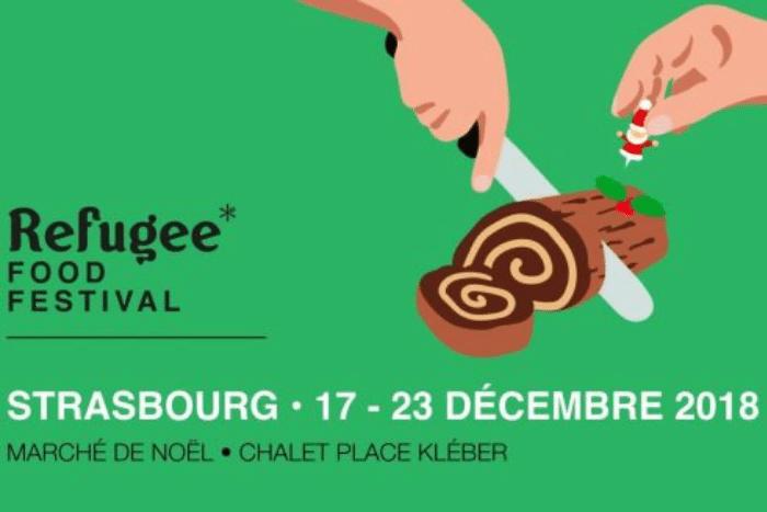 Chalet Refugee Food Festival 2018