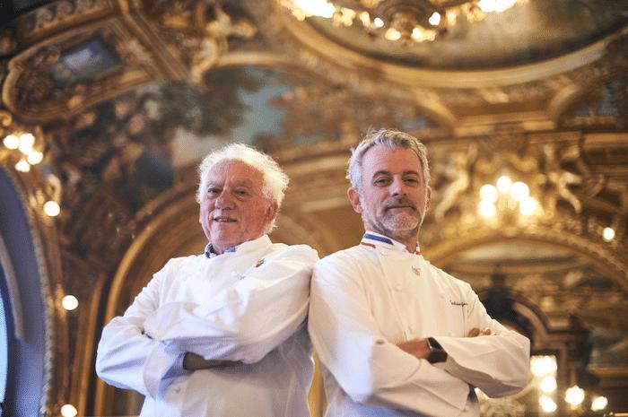 Mathieu Viannay x Michel Rostang