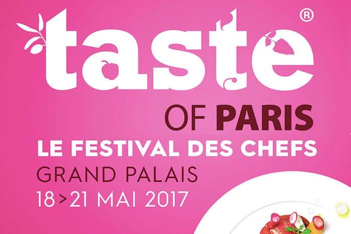 Taste of Paris 2017 pâtisserie