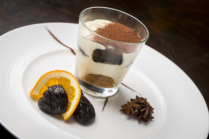 recette de Tiramisu aux pruneaux d'Agen