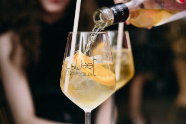 Les cocktails Sweet Bordeaux
