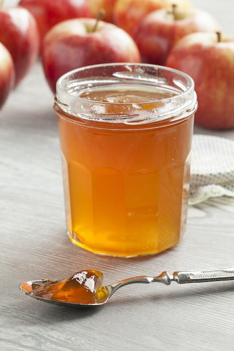 recettes de Chutney et gelée de pommes