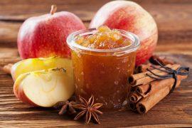 Chutney et gelée de pommes