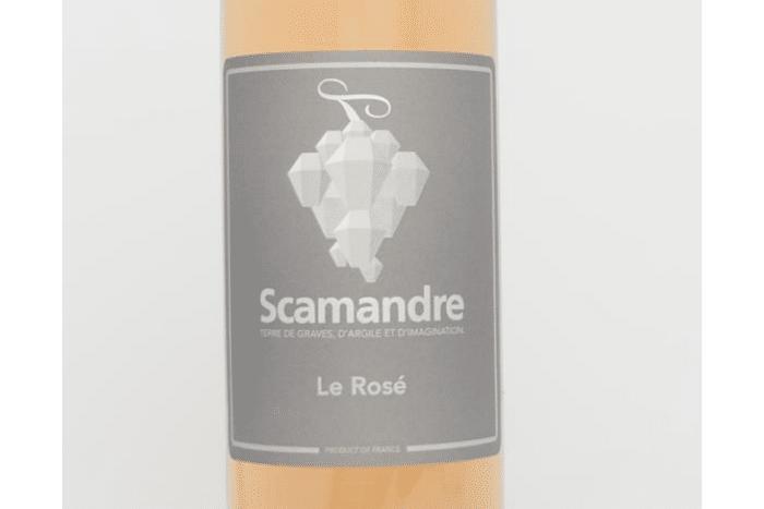 Scamandre Le Rosé 2017