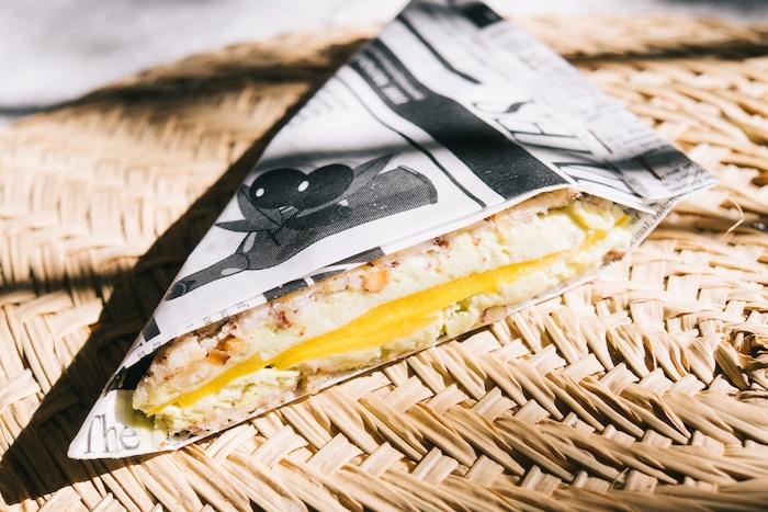 Club Sandwich sucré