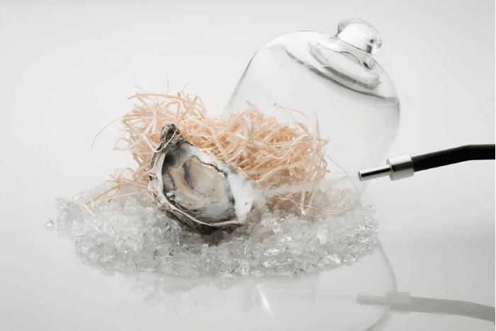 Les huîtres Amélie