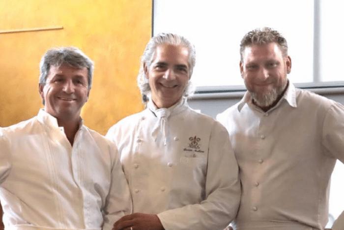 Les chefs étoilés du Lubéron réunis