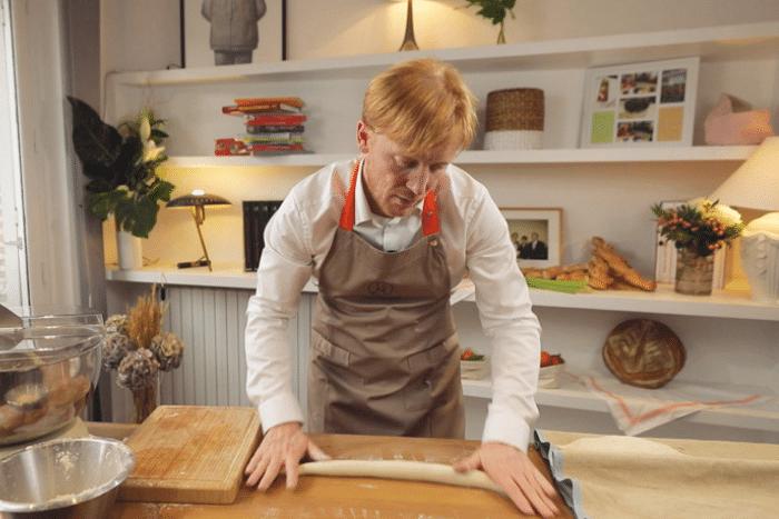 La baguette tradition d'Eric Kayser