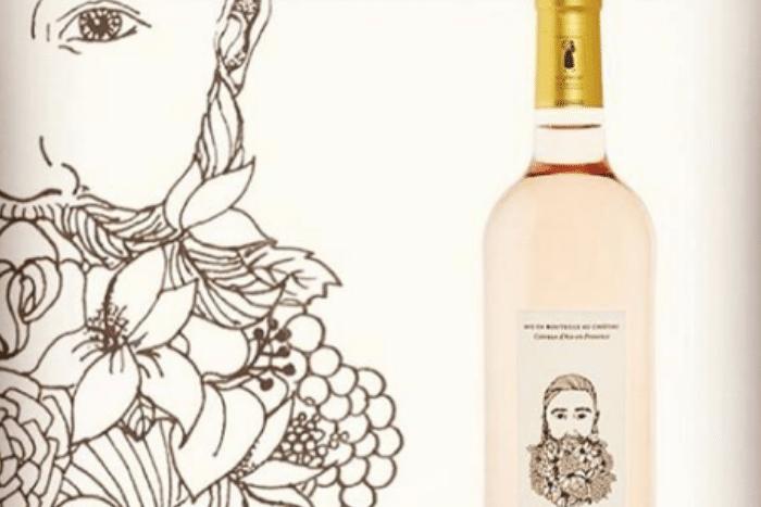 rosé Fleuri de Barbebelle