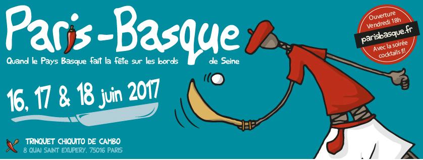 Paris-Basque 2017