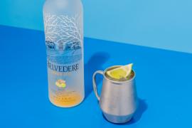 Vodka Belvedere Ginger Zest