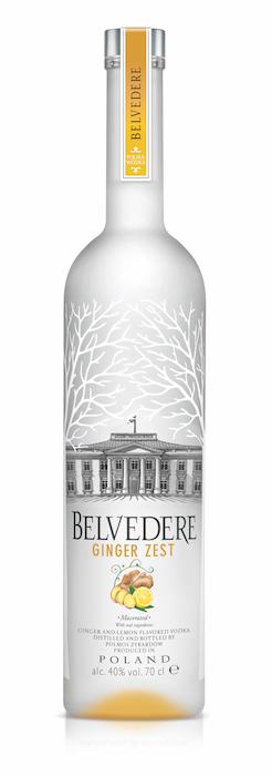 vodka macérée au gingembre