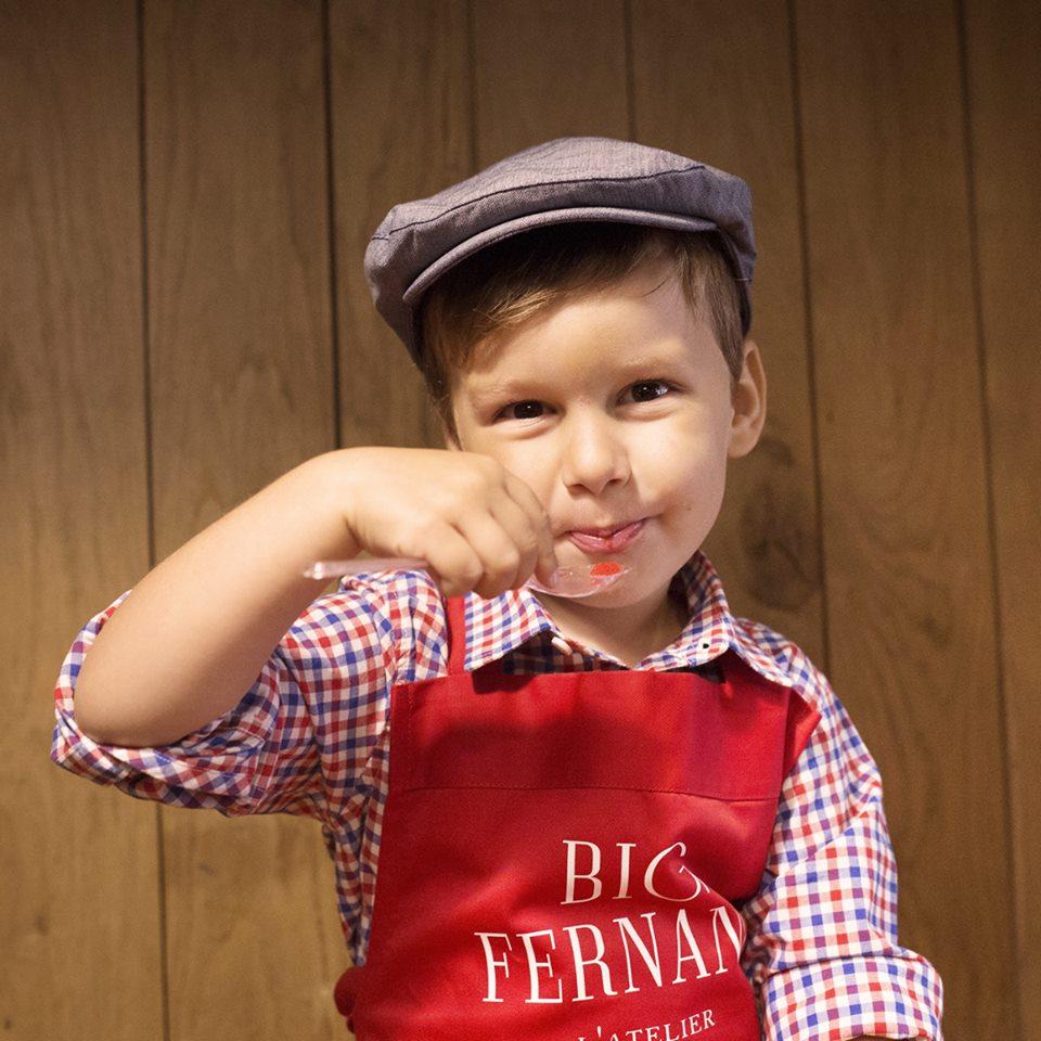 Big Fernand contre le cancer