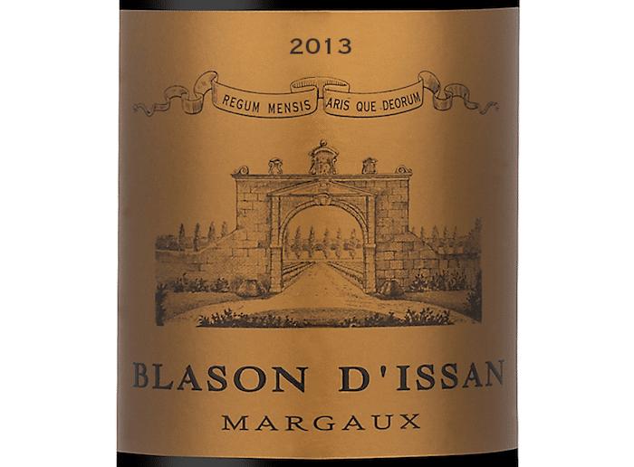 Blason d'Issan 2013
