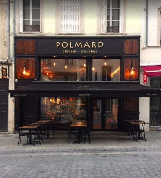 boucherie-restaurant Polmard