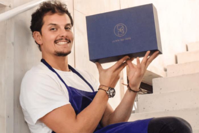 Box des Chefs novembre