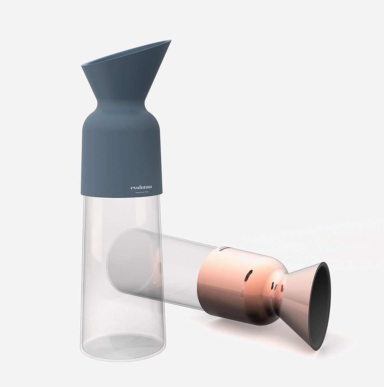 Carafe à eau design
