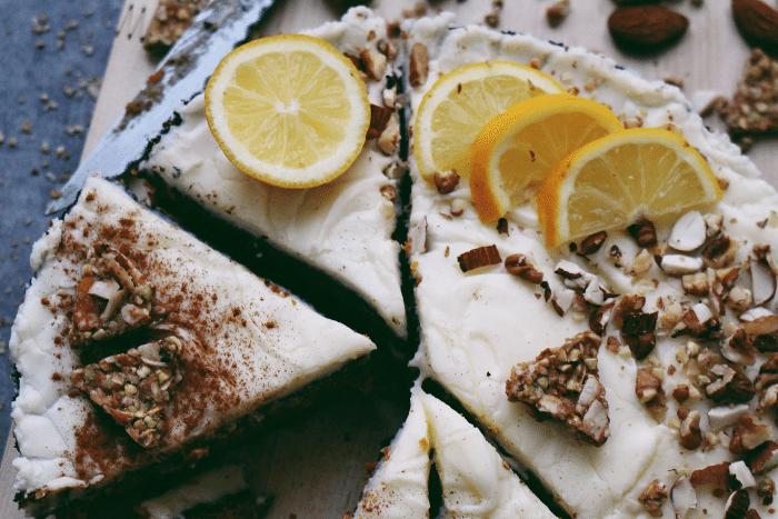 Carrot Cake au granola