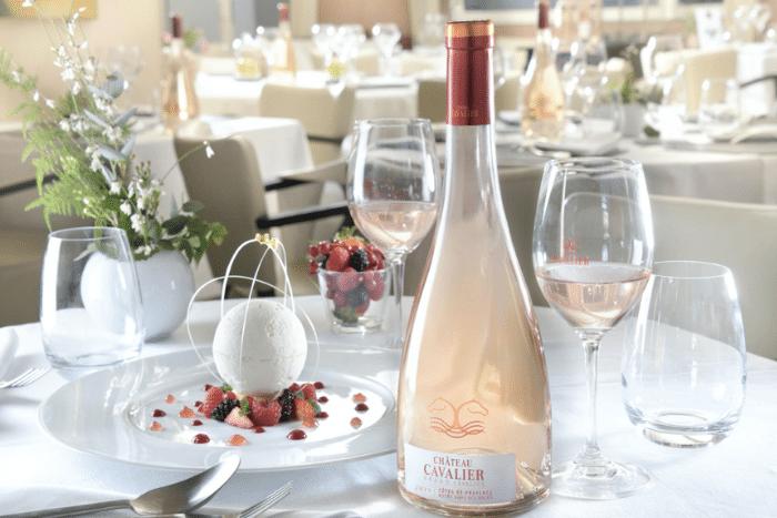 Les rosés 2019 de Château Cavalier