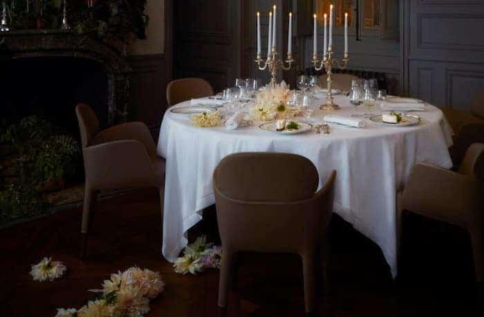 Les dîners dexception Alain Ducasse