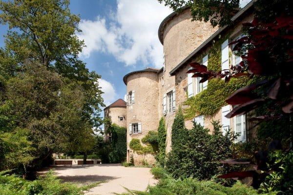 Le Château d'Igé