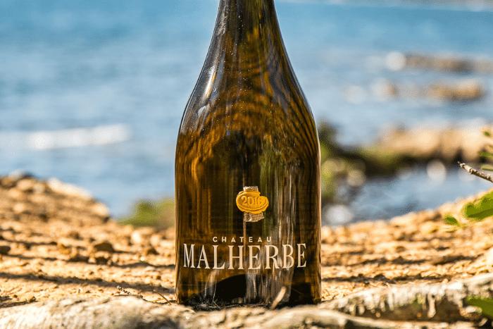 Château Malherbe blanc 2016