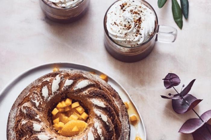 Gâteau à l'huile d'olive