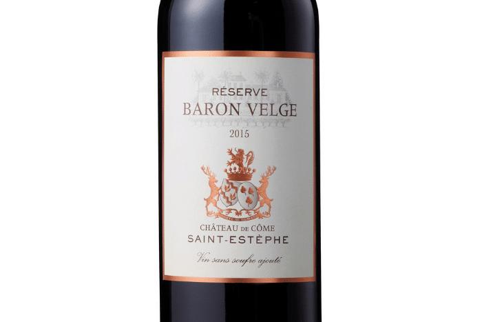 La Réserve Baron Velge 2015