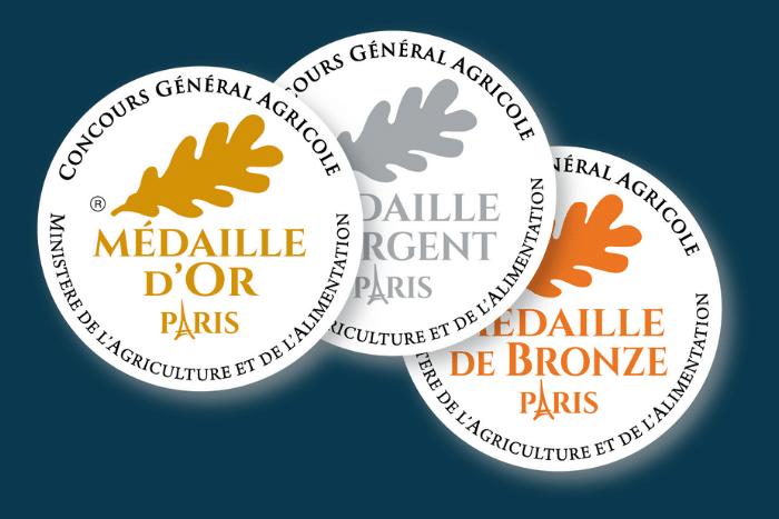 Palmarès Concours Général Agricole 2019