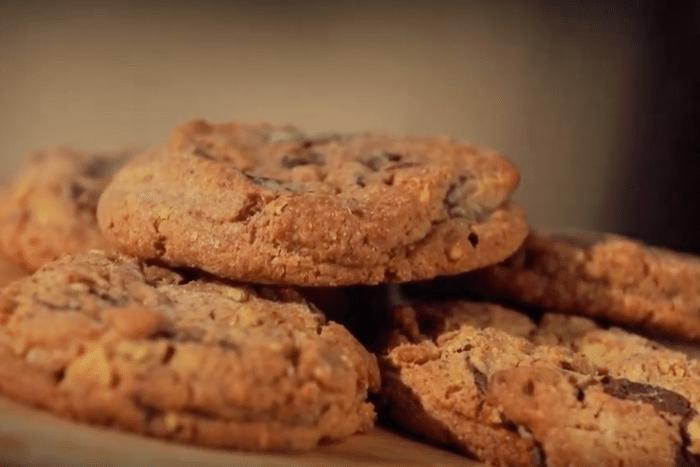 La recette des cookies de la Maison Kayser