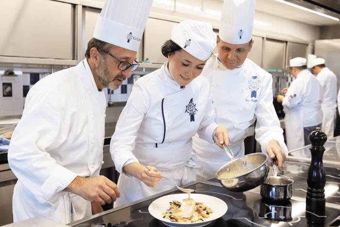 Gastronomie, Nutrition et Tendances Alimentaires, le nouveau diplôme de l'institut Le Cordon Bleu