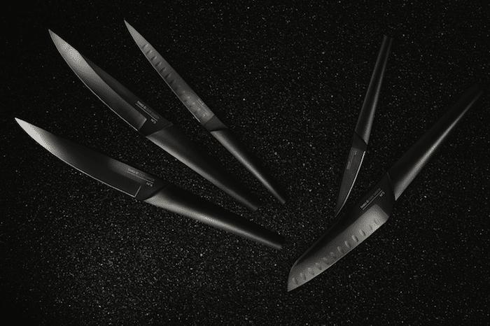 Les couteaux Guy Savoy