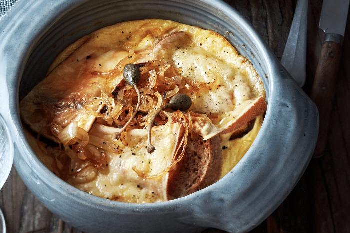 Croûte au fromage
