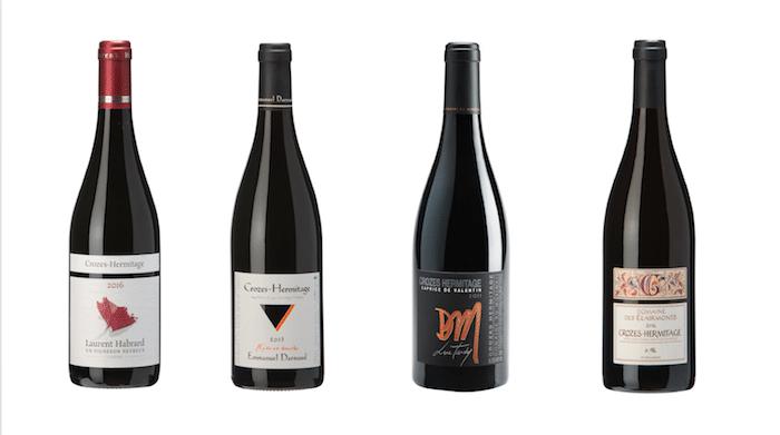 Les vins d'automne Crozes-Hermitage