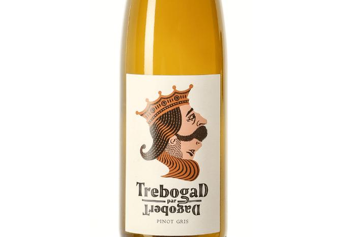 Trebogad Pinot Gris 2017 de Dagobert