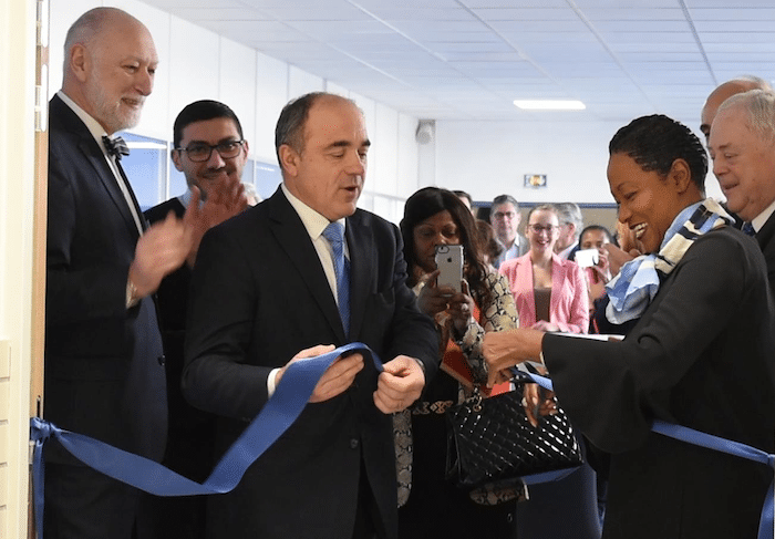 Inauguration nouveaux espaces EPMT