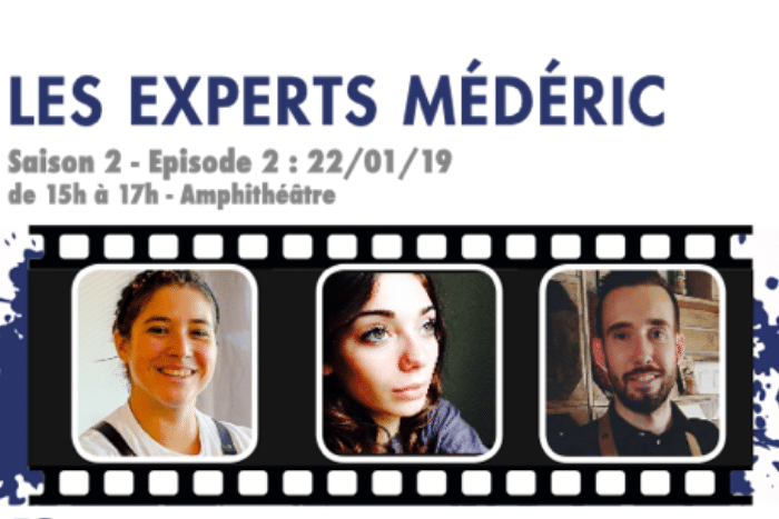 Experts Médéric Saison 2
