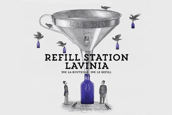 Lavinia lance Refill