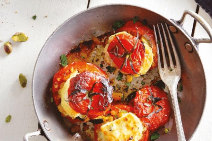 Tomates farcies au Mâconnais