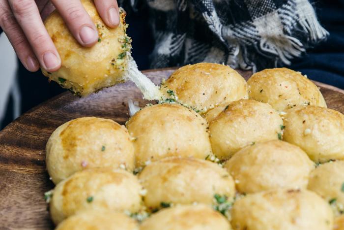 Garlic breads
