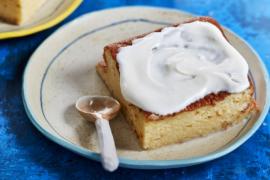 Gâteau aux tres leches