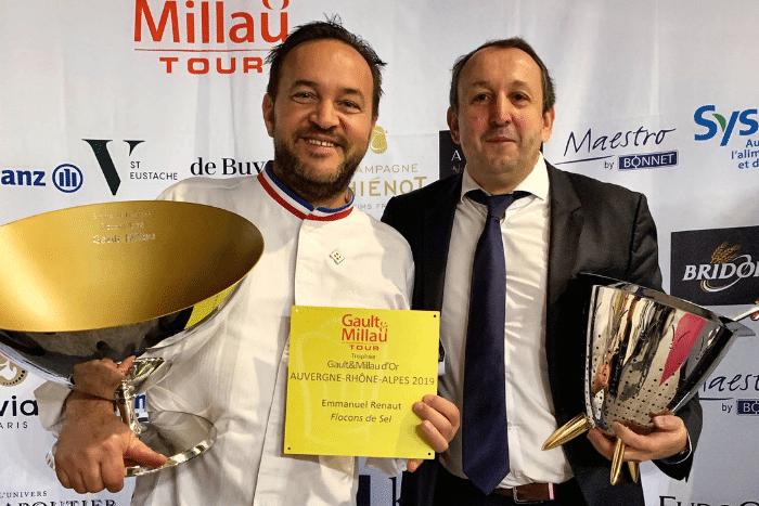 Emmanuel Renaut Gault&Millau d'Or