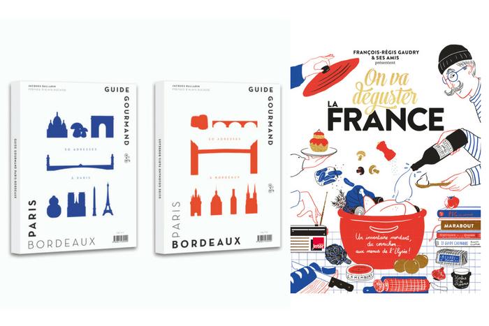 Guide Gourmand Paris-Bordeaux et On va déguster