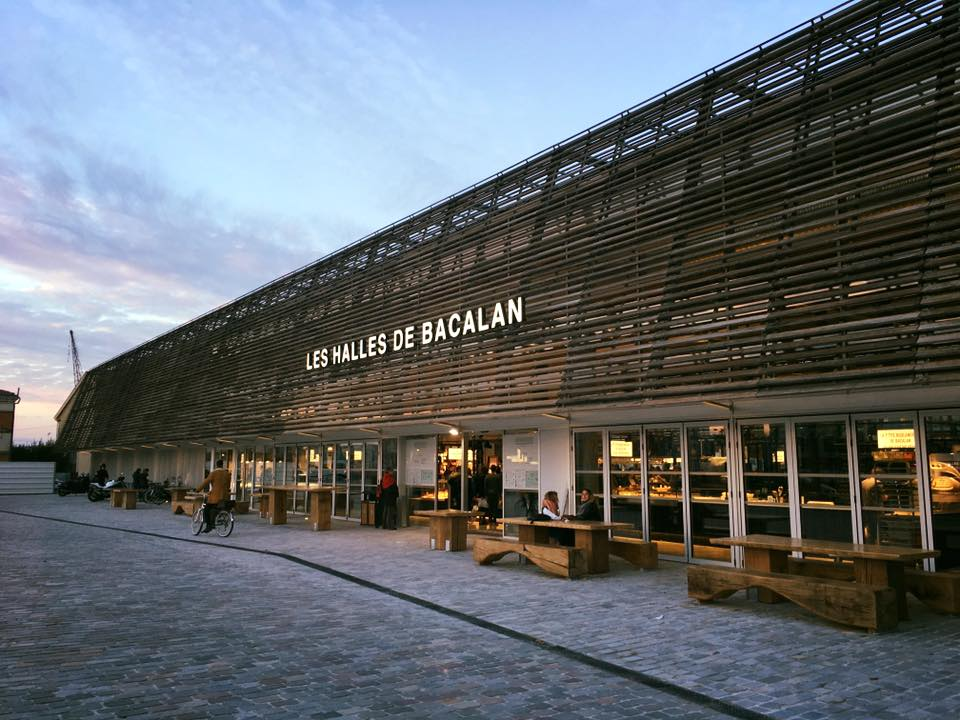 Halles de Bacalan