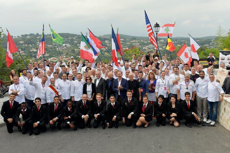 trophées du Festival International de la Gastronomie